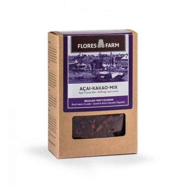 Acai kakao mix 100 g - Økologisk MHT.21032018