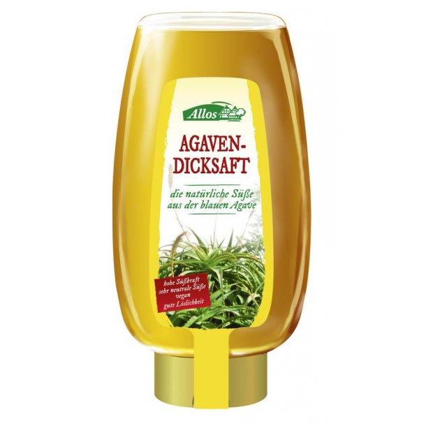 Agave sirup 500 ml - Økologisk MHT 11042018