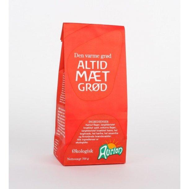 Altid mæt grød Aurion 700 g - Økologisk