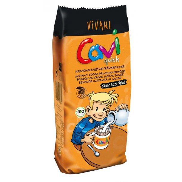 Cavi kakaopulver med sukker 400 g - Økologisk