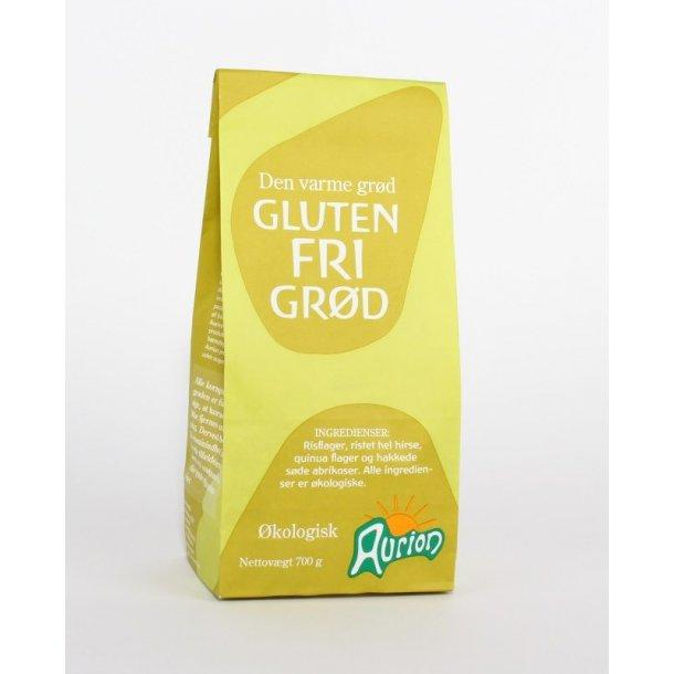Glutenfri grød Aurion 700 g - Økologisk