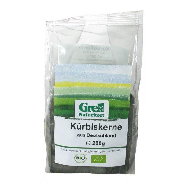 Græskarkerner 200 g - Økologisk