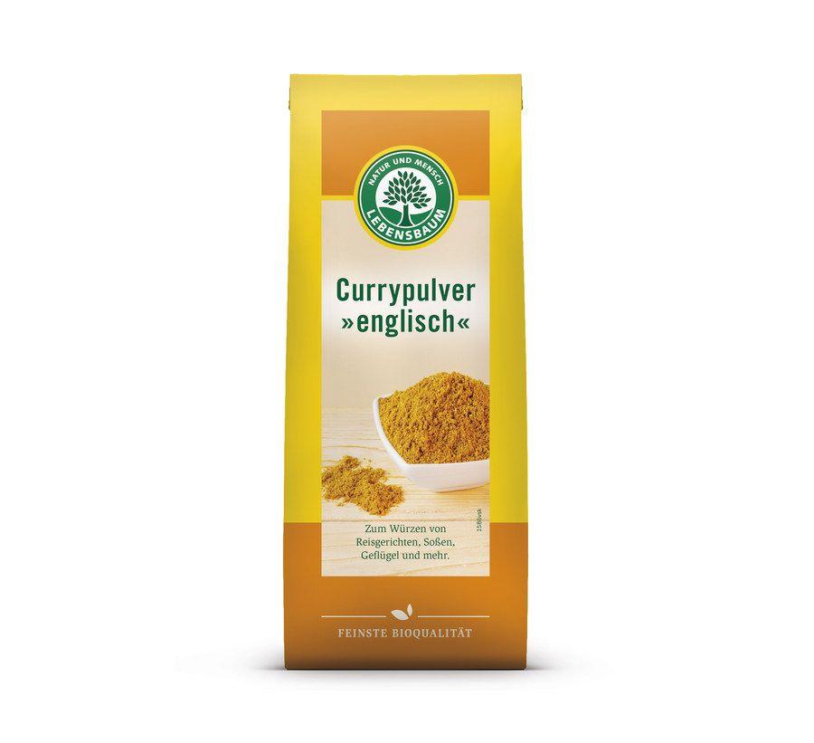 Økologisk Karrypulver engelsk 50 g - Økovejen