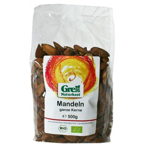 Mandler søde 500 g - Økologiske