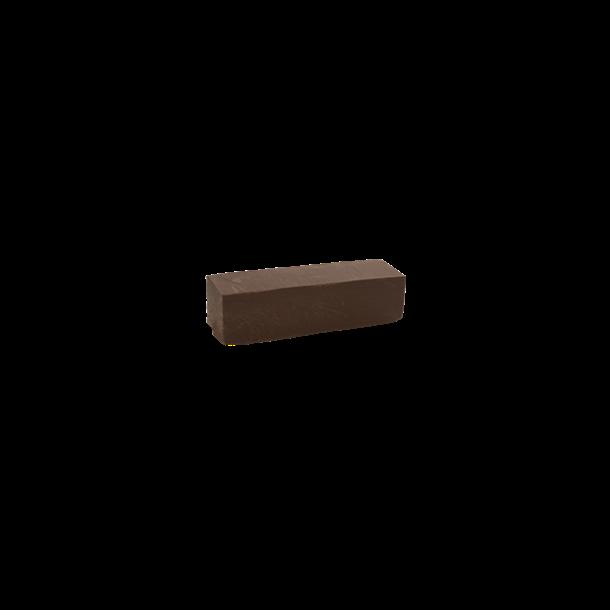 Nougat mørk blød 100 g - økologisk
