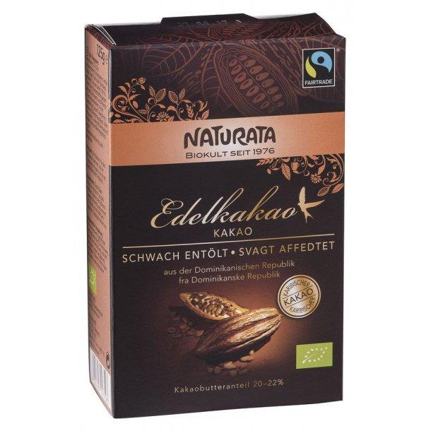 Edelkakao fra Naturata 125 gram - Økologisk