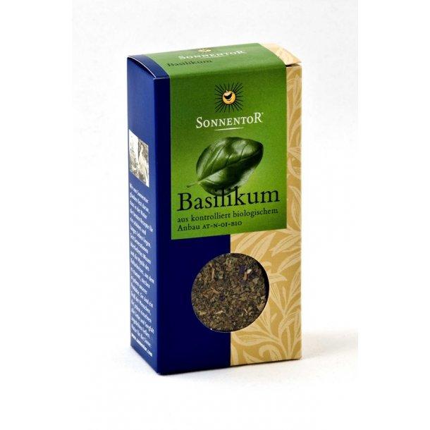Sonnentor, Tørret basilikum 15 g - Økologisk