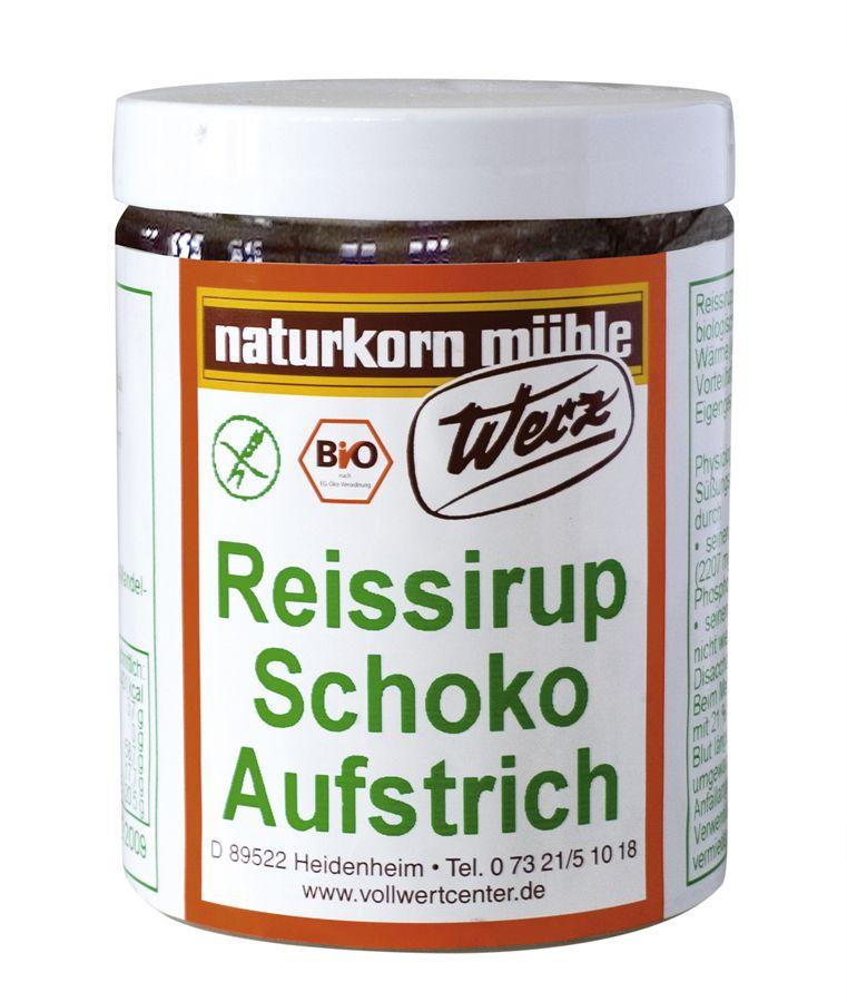 Økologisk Rissirup chokolade smørepålæg 300 g - Økovejen