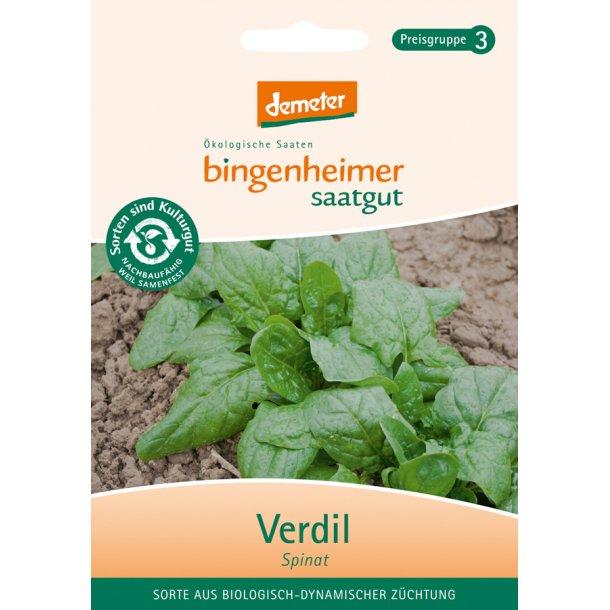 Spinatfrø (Verdil) 1 brev - Biodynamisk