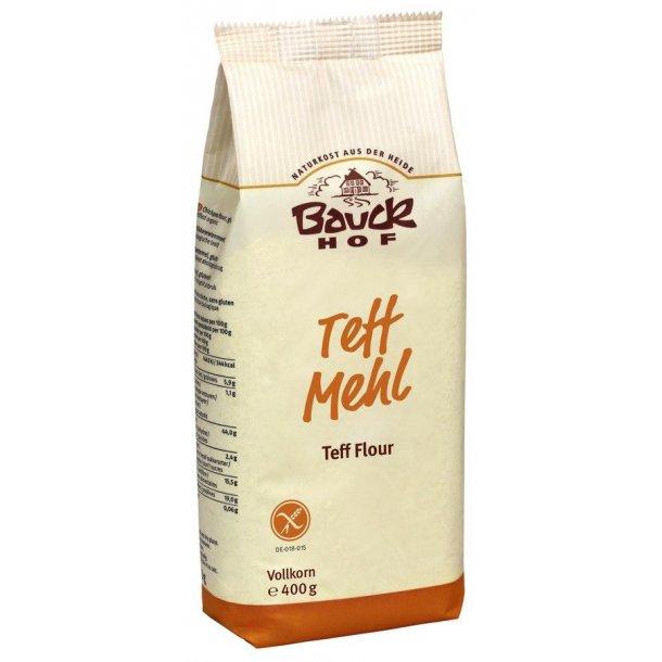 Teff mel 400 g Glutenfri - Økologisk