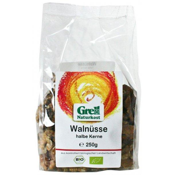 Valnødder (halve) 250 g - Økologisk