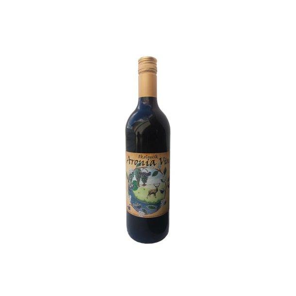 Aronia vin 11% Vol 75 cl. - Økologisk