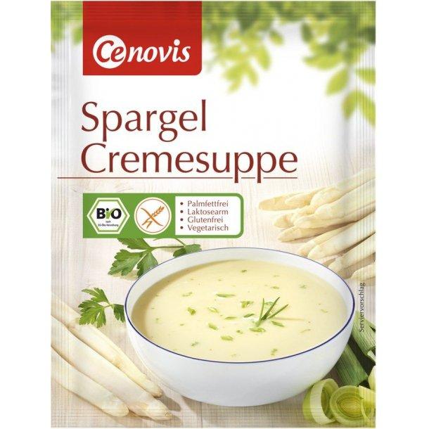 Aspargescremesuppe til 2 pers. 60 g Glutenfri - Økologisk