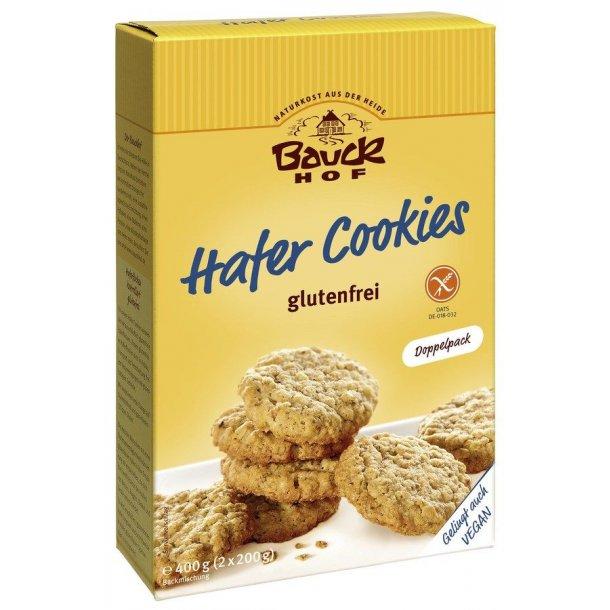Bag selv havrekager Bauck Hof 400 g. Glutenfri - Økologisk