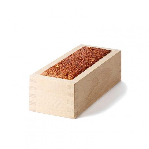 Bøgetræsbrødform fra Aurion