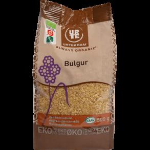 Bulgur og couscous