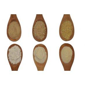 Mel, korn og blandinger