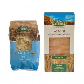 Pasta og lasagneplader