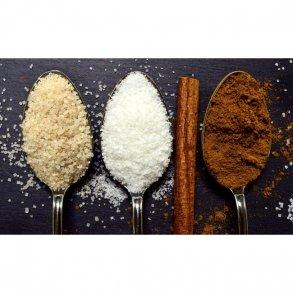 Sukker og vanilje