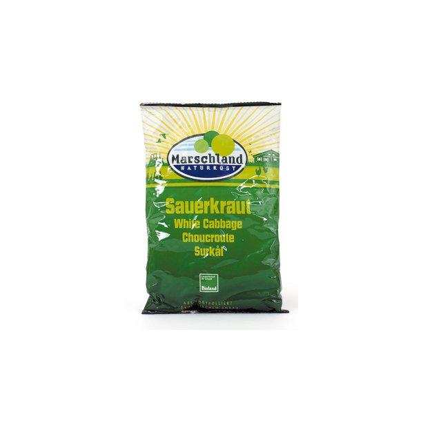Sauerkraut surkål i pose 500 g - Økologisk