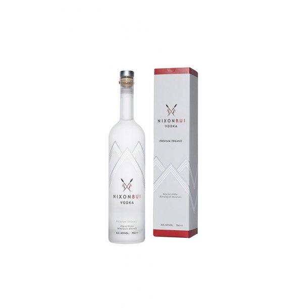 Nixonbui Vodka 70 cl - Økologisk